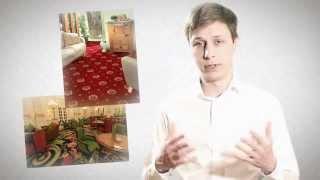 видео Шерстяное ковровое покрытие