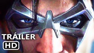 GOTHAM KNIGHTS Tráiler Español DOBLADO (2021) Batman, Videojuego