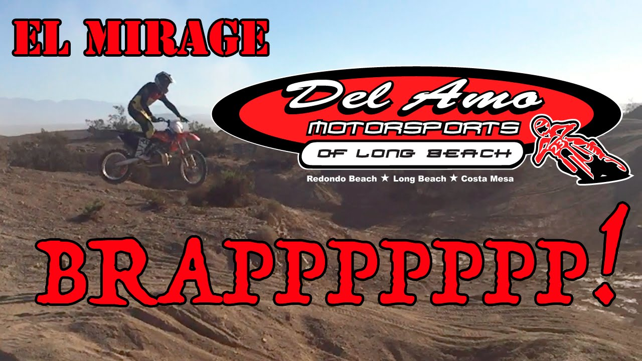 El mirage dry lake bed del amo motorsports long beach for Del amo motor sport