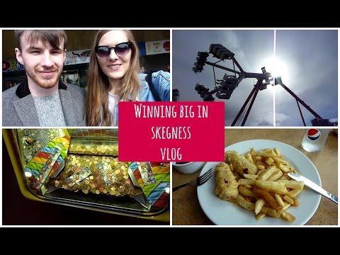 Winning big in Skegness - Vlog!