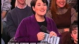 Ricki Lake - Get a grip doll... you
