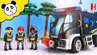 Playmobil Polizei - Kevin beim SEK - Playmobil Film