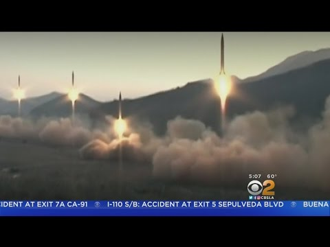 Vandenberg Air Force Base Launching Missile Defense Test Tuesday