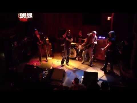 Viking Skull Live 12 21 12  Beer,Drugs,& Bitches / Blackened Sunrise