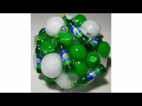Random Crunchy Slime - Relaxing Slime ASMR Compilation #18