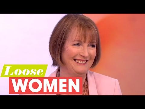 MP Harriet Harman Opens Up About Her Motherhood Regrets   Loose Women