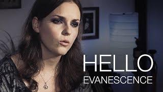 Hello - Evanescence Cover (MoonSun)