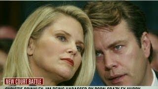 Christie Brinkley - I'm being harassed