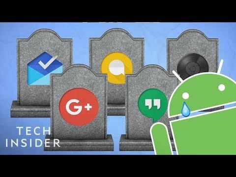 Why Does Google Kill So Many Products? | Untangled