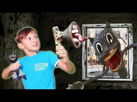 Звук Сиреноголового УНИЧТОЖИЛ Картун Кэт ! Зачем Тиме Кукла Вуду ?! 4 серия
