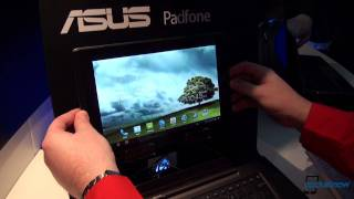 MWC: Asus PadFone Hands-On | Pocketnow