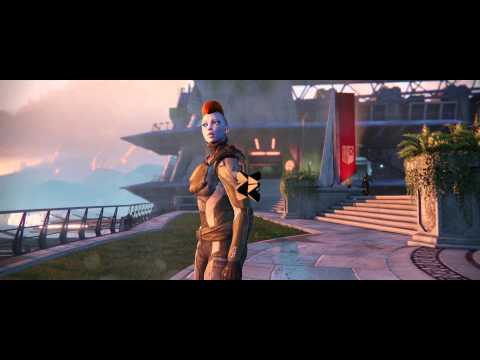 Destiny Awoken Hairstyles Female By Cyril Rhodes