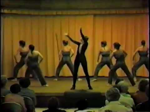 Buena Park High School Dance Production Fall 1981 Part 3