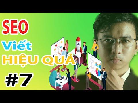Học SEO bài viết làm sao cho hiệu quả   Khoá học Digital Marketing Online Miễn Phí phần 7