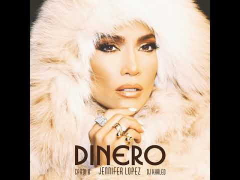Dinero - Jennifer Lopez (Feat. DJ Khaled And Cardi B) Clean Version