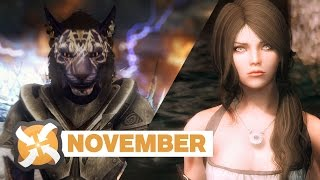 Top Skyrim Mods for January - Files of the Month