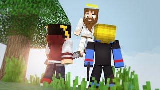 Minecraft: JESUS AJUDA - SKY WARS 100 PLAYERS ‹ AMENIC ›