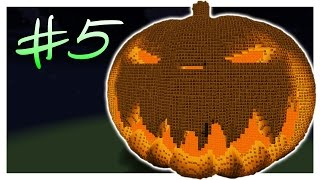 Хэллоуин & Содовая - Битва Строителей #5 - Minecraft Mini-Game