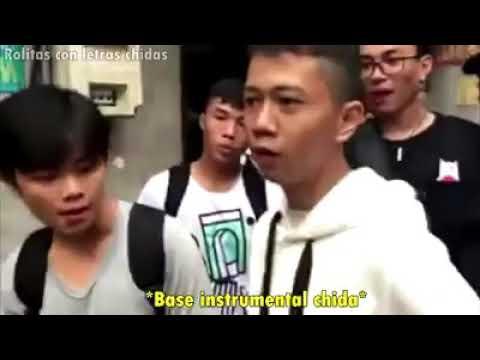 Chinos rapeando (traduccion)XDXD