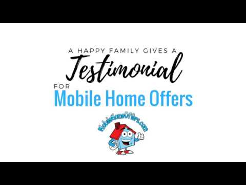 Testimonial for Mobile Home Offers