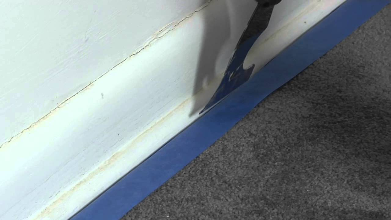 How To Keep Paint Off Of A Carpet When Painting Trim Youtube