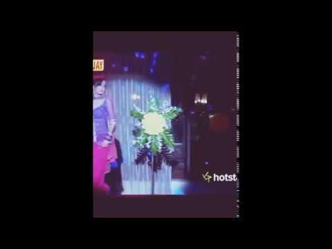 Arnav ve Kushi dans