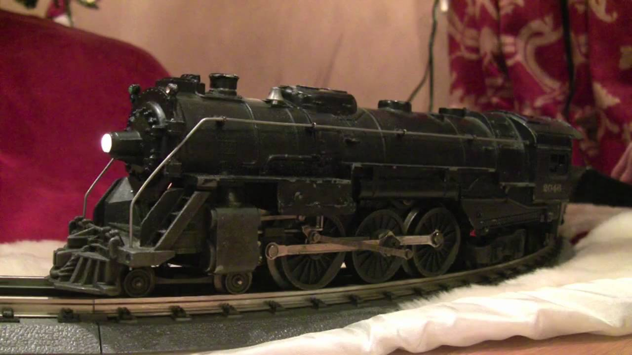 Vintage 1950 Lionel Postwar Train Set