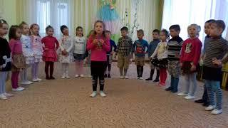 """Пісня """"Соловейко"""", середня група, ДНЗ 19, м.Чернігів"""