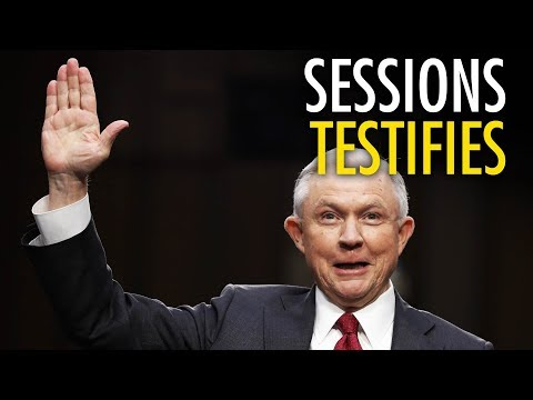 Sessions smacks down Russia collusion claims