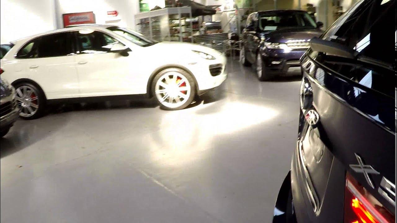 BMW X5 X DRIVE 4 0D X DRIVE TWIN TURBO M SPORT 2011 UPDATE 8