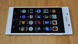 Sony XPERIA L1 first look