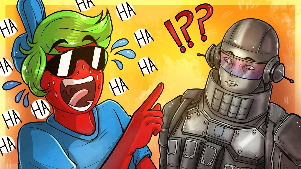 I BROKE the *NEW* Gamemode in Rainbow Six Siege!! thumbnail
