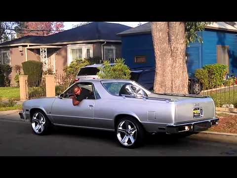 1986 GMC el Camino 4 sale 500000 5102013  YouTube
