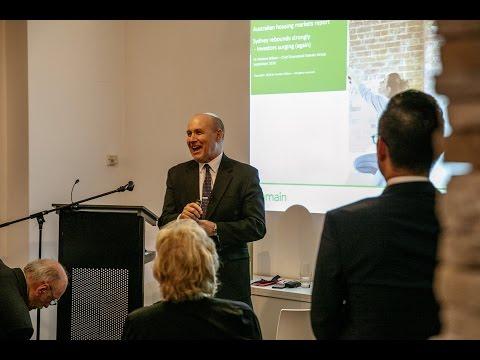 Dr. Andrew Wilson - Australian Housing Markets Report