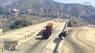 Evil Truck Driver