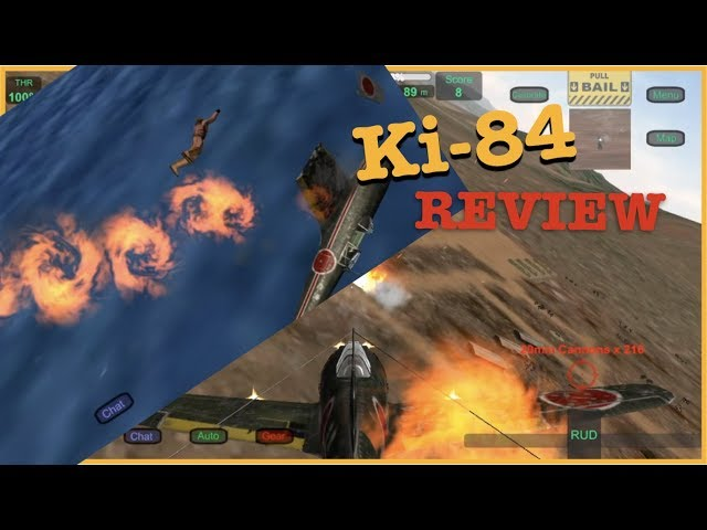 Wings of Duty Ki-84 Review - GOOD OR BAD?!