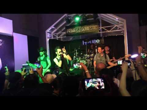 Prime Domestic - Gemuruh Live showcase 02.04.17