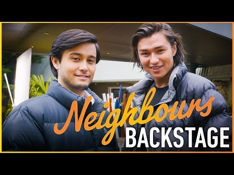 Neighbours Backstage - Tim's An Uncle