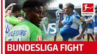 The all-important play-off battle - who will play in the bundesliga next season?