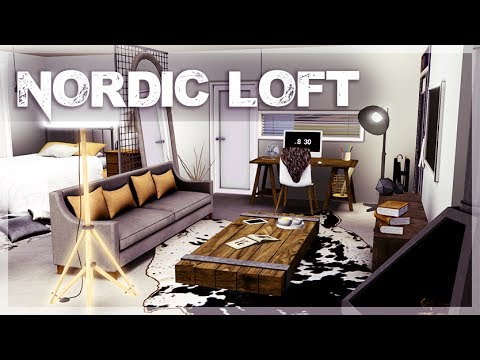 Let's Decorate: Modern Loft Interior