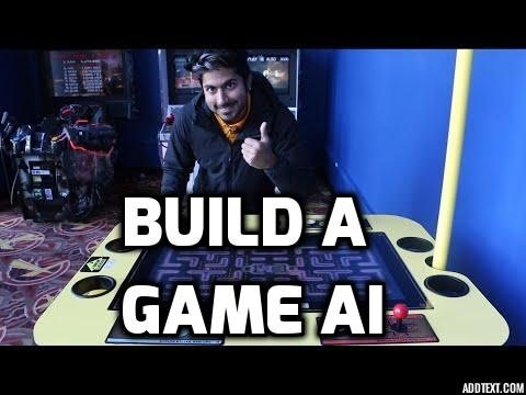 Build a Game AI - Machine Learning for Hackers #3