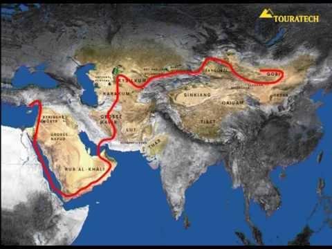Die Wüsten der Erde - von Michael Martin und Elke Wallner - Ausschnitt Turkmenistan