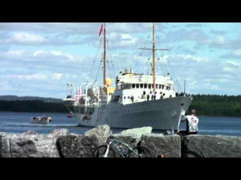 """KS Norge"" Royal Yacht Norge"