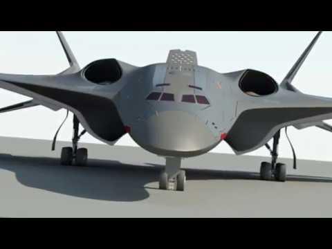 China construye su primer bombardero pesado, estratégico y furtivo denominado H 20