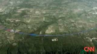 LHC Smashing subatomic particles First Beam CNN