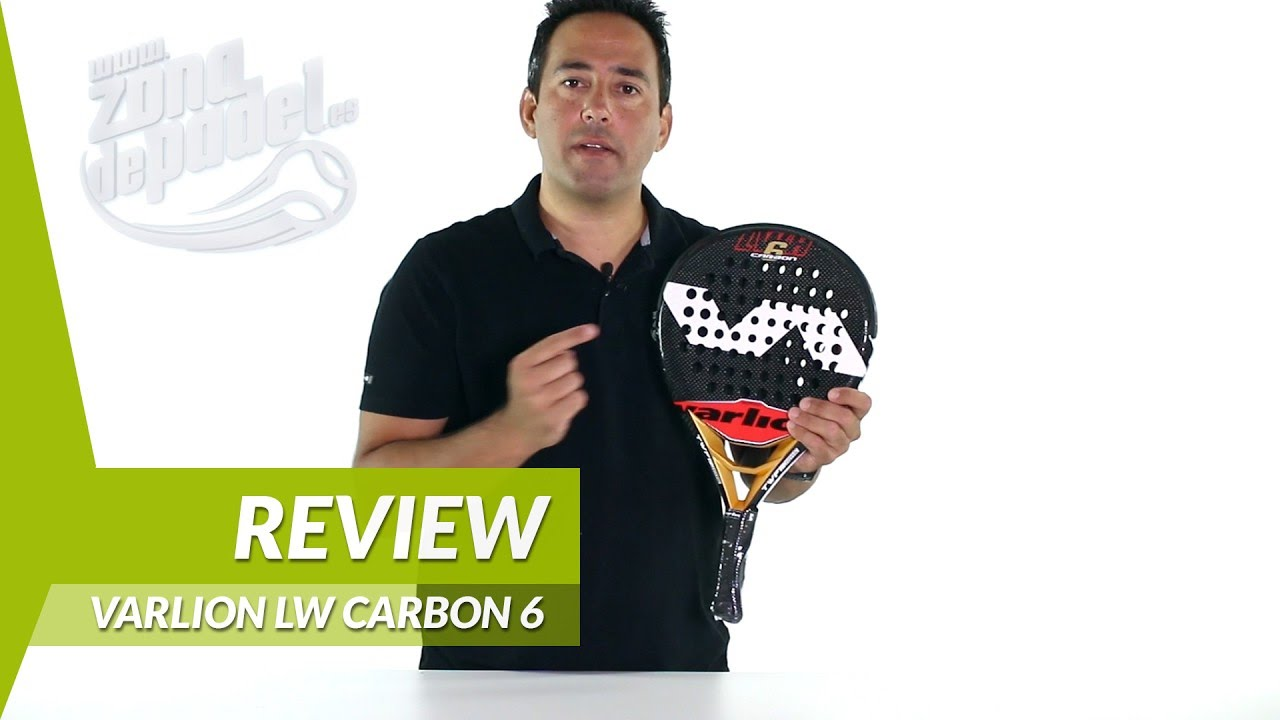 69b4b1c7c Review Pala Varlion Varlion Lethal Weapon Carbon Hexagon 6 - YouTube