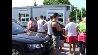 Bugarska granica Avg 08 - Tako to rade Srbi i po koji Bosanac.AVI