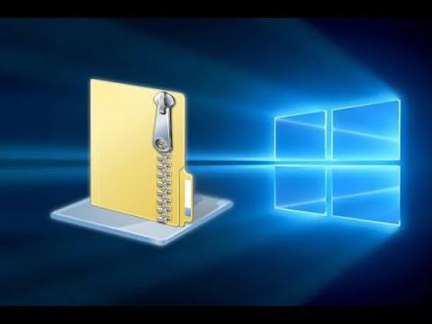✔-comprimir-y-descomprimir-archivos-en-zip-windows-10