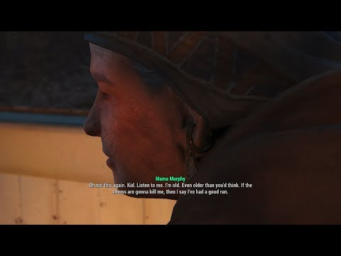 Fallout 4 - Mama Murphy Gets the Help She Needs