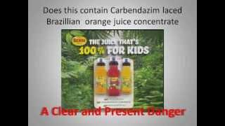 Fruit Juice contamination health safety risk RU@RISK and RU SAFE eating and sex